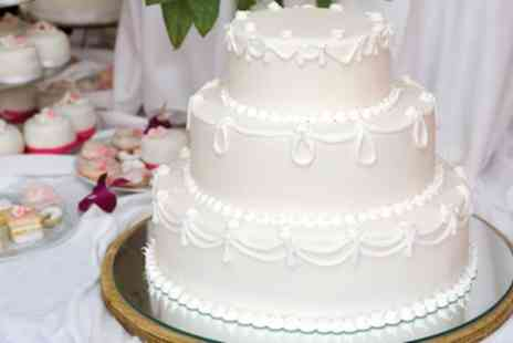 Zog Celebrations - Two, Three or Four Tier Wedding Cake - Save 31%