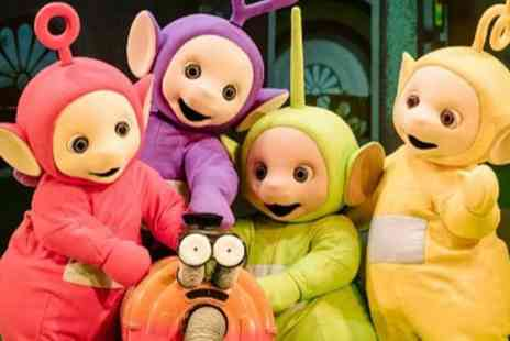 ATG Tickets - Band B ticket or Band A ticket to see Teletubbies Live on 4th or 5th July 2018 - Save 48%