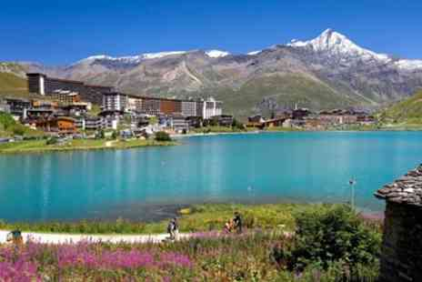 Alpine Elements - Last minute Tignes summer mountain activity holiday - Save 0%