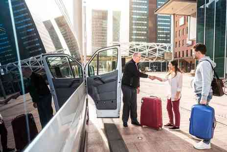 Trusted Travel - Global airport transfers at a choice of over 450 locations - Save 0%