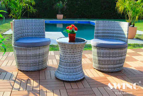 Viron Motors - Polyrattan Bali set - Save 72%
