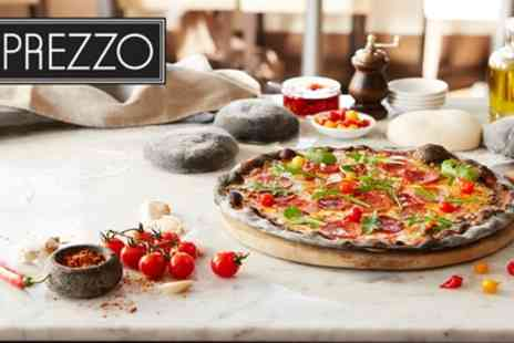 Prezzo - Up to £90 Towards Italian Cuisine and Drinks - Save 28%