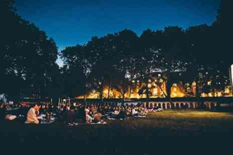 Pop Up Events - Pop up outdoor cinema screening - Save 52%