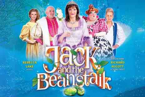 Joseph Purdy Productions - Childs ticket or adult ticket and family ticket to Jack and the Beanstalk summer panto - Save 57%