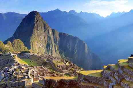 Exoticca - Deluxe 9 night Peru holiday with flights & Machu Picchu tour - Save 0%