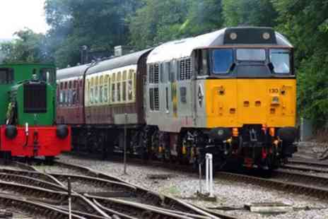 Avon Valley Rail - One day rover ticket to Avon Valley Rail on 1 To 23 August - Save 50%