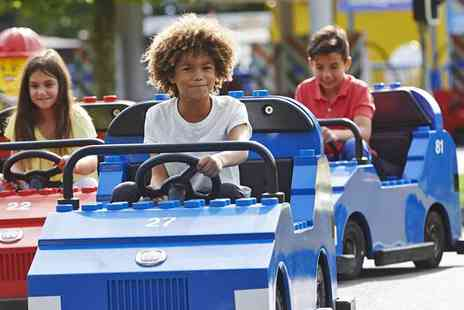 Holiday Extras - Legoland Windsor Summer Breaks - Save 0%