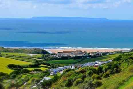 Woolacombe Sands Holiday Park - Three or Four Night Stay for Up to Six with Facilities Pass - Save 44%
