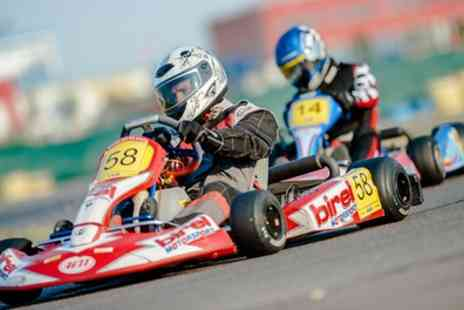 Rye House Kart Raceway - 30 or 60 Minute Karting Session for One or Two - Save 47%