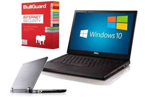 Computer Remarketing Services - Refurbished Dell Latitude E6410 14.1 inch Core i5 and Optional BullGuard Internet Security With Free Delivery - Save 0%