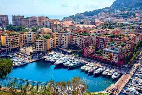 World Choice Sports - Monaco Grand Prix race tickets, return flights and airport transfers - Save 22%