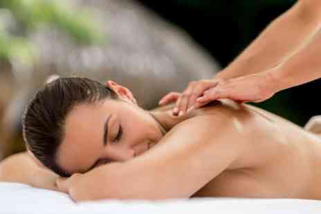 Vanity - 30 Minute Back, Neck and Shoulders or Indian Head Massage or 60 Minute Full Body Massage - Save 44%