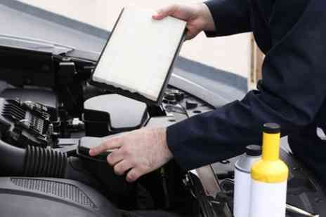 Bermondsey Car Repairs - Engine Carbon Clean with an Optional Valet Service or Air Conditioning Re Gas - Save 56%