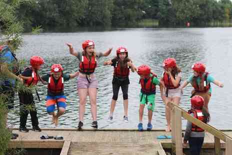 Learn and Experience - Kids seven day residential summer camp on 29th July to 4th August or 5th to 11th August - Save 64%
