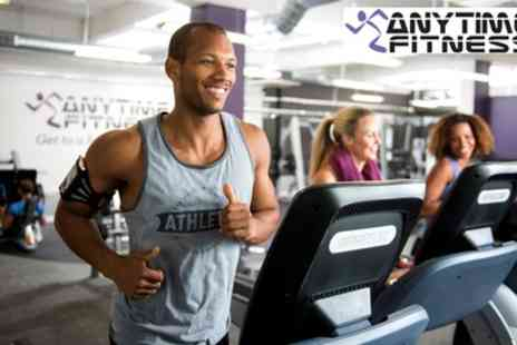 Anytime Fitness - Ten Day Passes to Gym and Classes - Save 0%