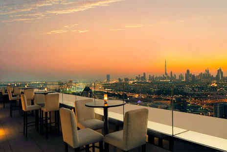 Hyatt Regency Dubai - Five Star Luxury Between the Bustling Downtown & Charming Old City Stay For Two - Save 55%