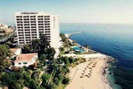 THB Torrequebrada - Seven Night Full Board Stay For Two Plus Casino and Spa Access stays between 13 to 31 July 2012 - Save 28%