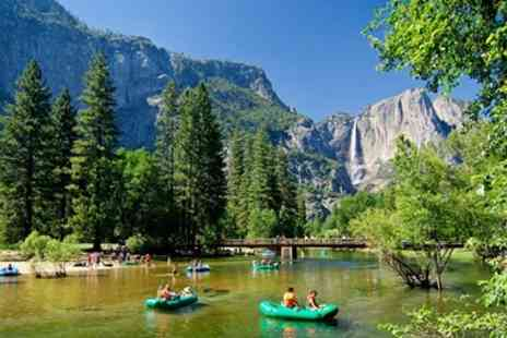 STA Travel - San Fran to Los Angeles including Grand Canyon - Save 0%