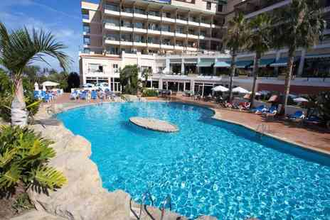 Via Holiday - Three, five or seven night all inclusive Tenerife getaway with return flights - Save 45%