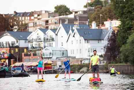 Back of Beyond Adventures - One hour 15 minute stand up paddle boarding experience - Save 22%