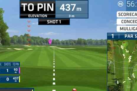 Ballers and Hackers - One Hour Toptracer Golf Activities with One Bay for Two or Four - Save 48%
