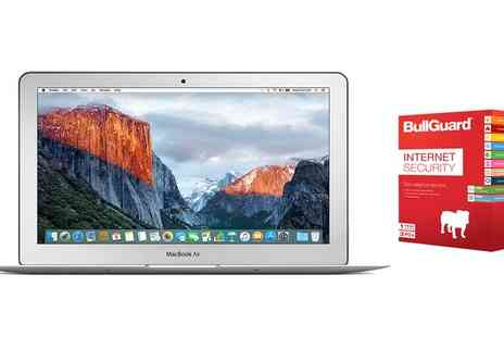 Computer Remarketing Services - Refurbished Apple MacBook Air 11.6 inch Core i5 Processor 4GB RAM 128GB SSD A1465 Good With Free Delivery - Save 0%