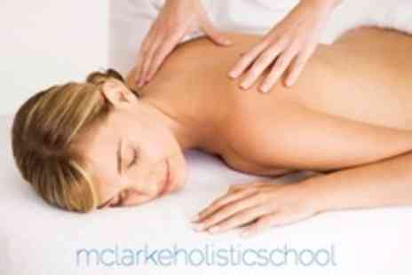 MCC Holistic Training Institute - Full Day Introductory Massage Workshop For Two - Save 77%