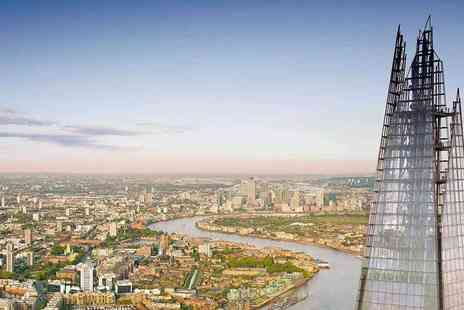 Shard Viewing Gallery Management - Exclusive Family Breakfast Club at The View From the Shard, Includes Breakfast, Goodie Bags & Fun - Save 0%