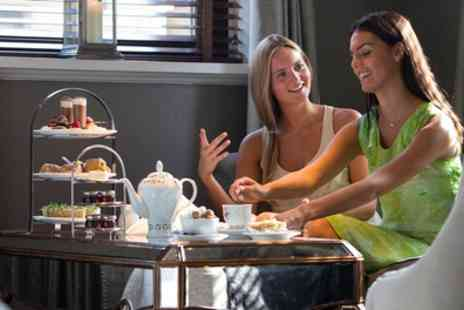 Hallmark Hotel Croydon - Afternoon Tea for Two or Four - Save 38%