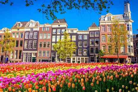Weekender Breaks - Two or three night Amsterdam break with return flights - Save 43%