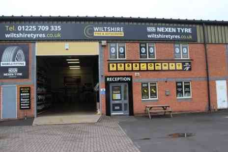 Wiltshire Tyre and Autocentre - MOT Test at Wiltshire Tyre and Autocentre - Save 43%