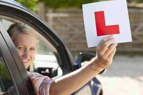 Ixl Driving School - Up to Four Hour Driving Lesson - Save 53%