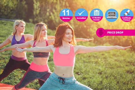 Kew Training Academy - Accredited professional yoga teacher diploma - Save 95%