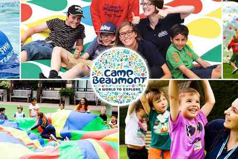 Kingswood Learning & Leisure Group - Camp Beaumont 5 Day Camps - Save 35%
