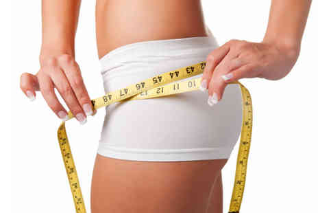 Astute Aesthetics - Laser lipo course of six treatments x two areas - Save 75%