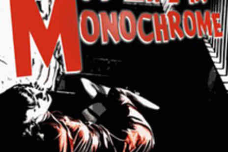 Blind Tiger - One Ticket to A Life in Monochrome - Save 50%