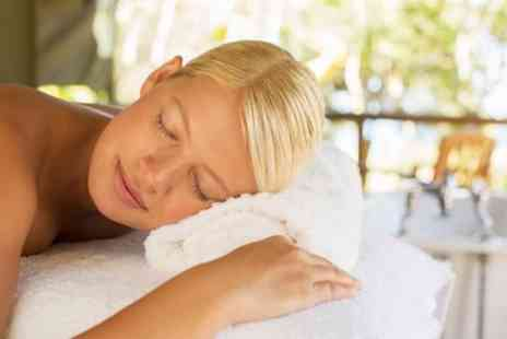 Serene Mind and Body - Choice of Massage with Optional Hopi Ear Candling - Save 0%