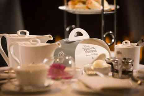 The Belfry - Sparkling Afternoon Tea for Two or Four - Save 43%