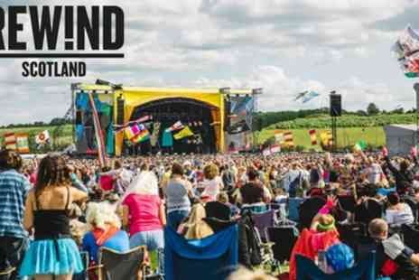 Rewind Festival - Ticket to Rewind Festival Featuring Status Quo and UB40 on 20 to 22 July - Save 0%