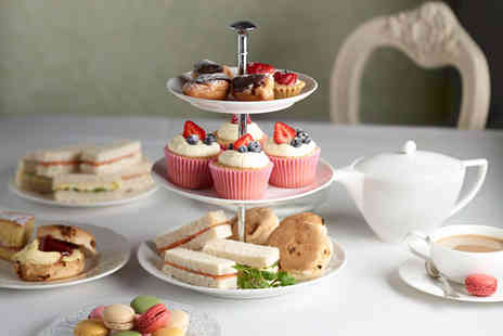 Best Western Plus Craiglands Hotel - Afternoon tea for two people with a Bombay Sapphire gin and mixer each - Save 44%