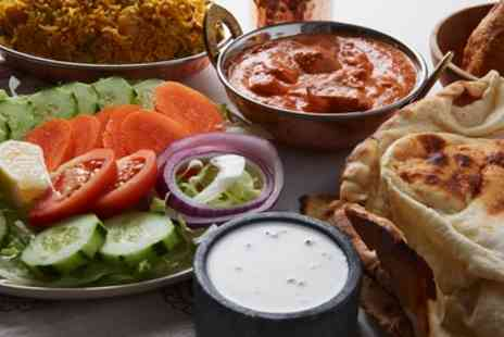 Indian Sizzler - All You Can Eat Sunday Indian Buffet for One, Two or Four - Save 37%