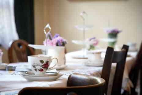 Jacquelines Tea Room - Afternoon or High Tea for Two or Four - Save 38%