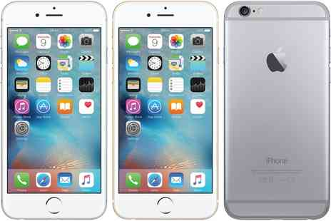 Ezy Gadgets - Refurbished Apple iPhone 6 16GB, 64GB or 128GB Good Condition With Free Delivery - Save 0%