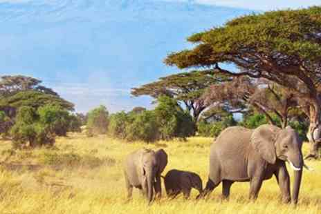 Exoticca - Nine night Kenya safari & all inclusive beach escape with flights - Save 0%