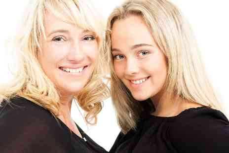 The Model Experience - Mother & daughter makeover photoshoot - Save 92%