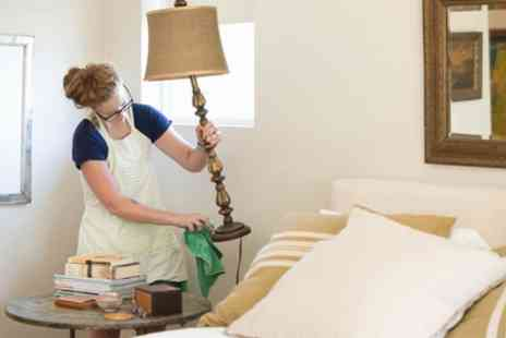 Jack Easy Clean - One or Three Two Hour Cleaning Sessions - Save 31%