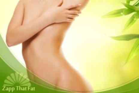Zapp That Fat - Laser Lipolysis Three Sessions - Save 70%