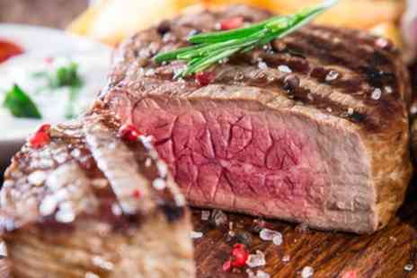 Spice Route - Rump Steak for Two - Save 0%