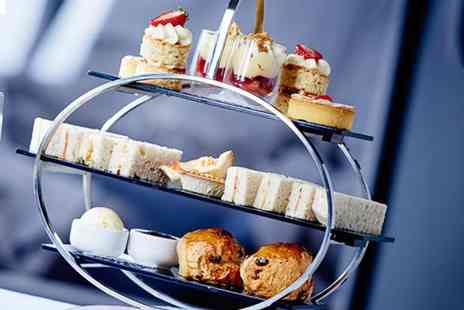 Marco Pierre White - Traditional afternoon tea for two - Save 45%