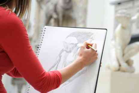 Sketchout - Full day drawing course - Save 55%